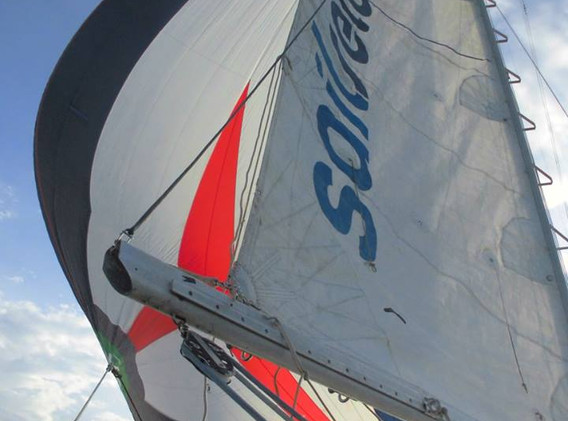 Sail duo