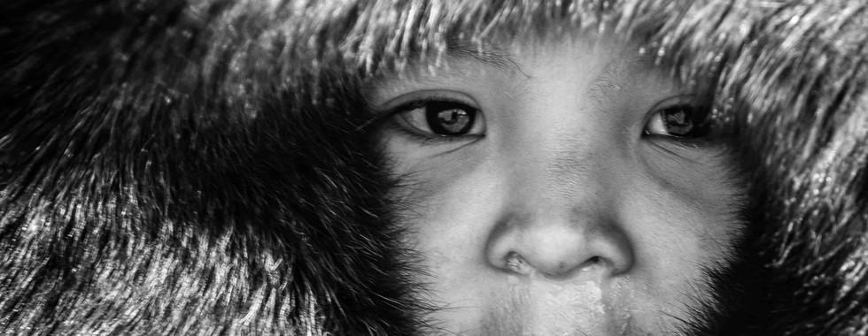 Renaissance of the Inuit culture. Photo: Ben Cooke