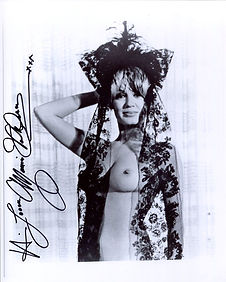Mamie Van Doren AutographedCards.com