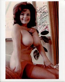 Blaze Starr AutographCards.com