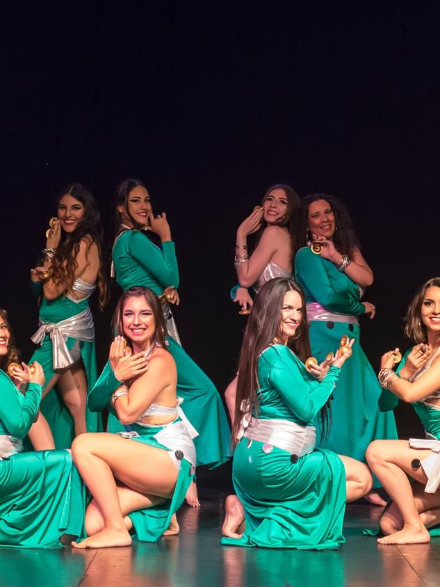 awalim safi danza árabe
