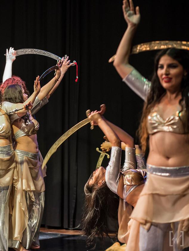 sable safi danza árabe
