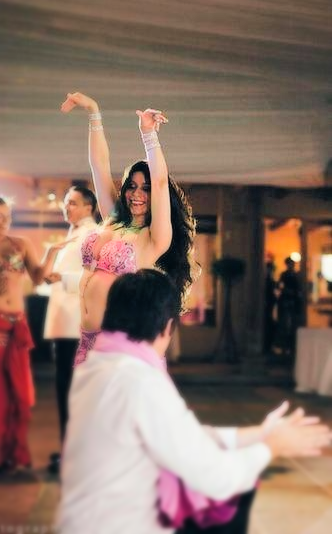 Baile con el Público