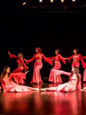 fantasía safi danza árabe