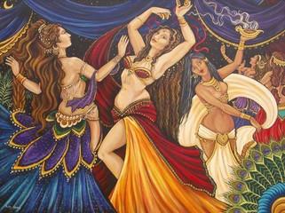 ¿Qué beneficios tiene bailar Danza Árabe?