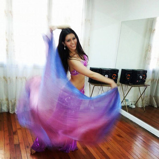 Clases de Danza Árabe/ Cupos Limitados