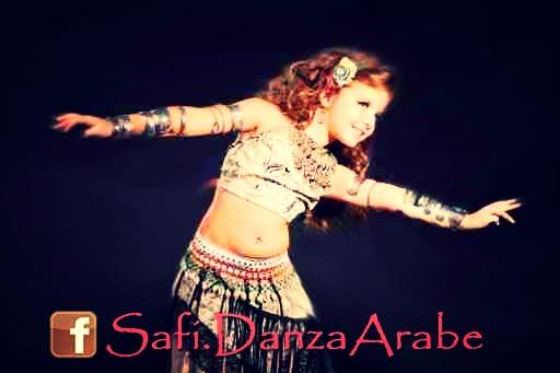 Beneficios de la danza arabe o belly dance