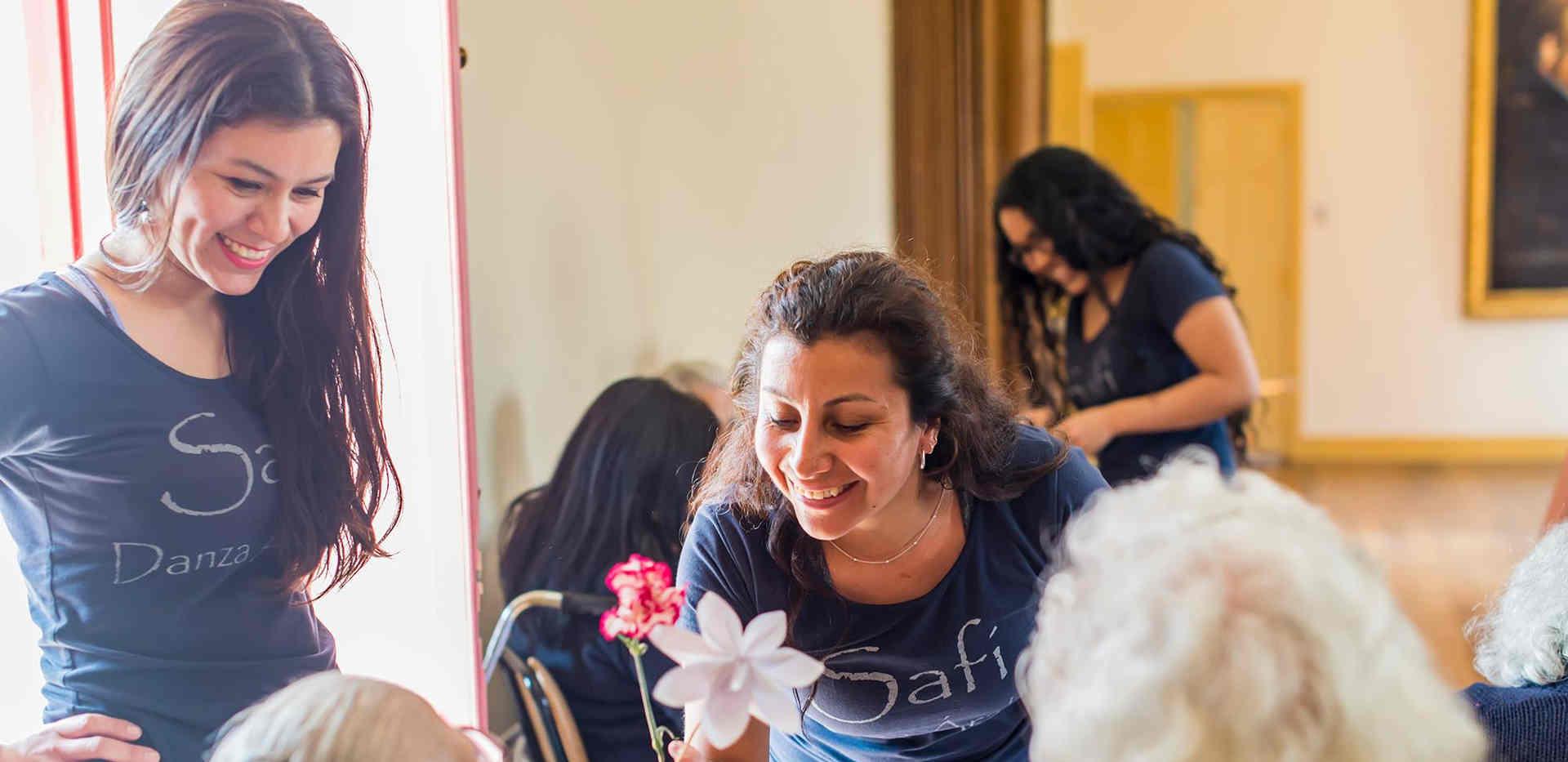 Voluntariado Safi 2018
