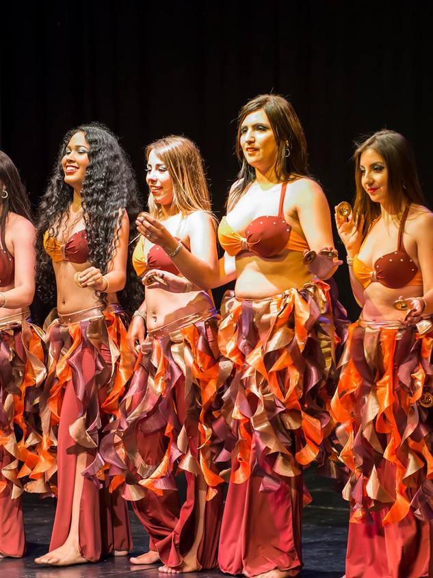 percusión safi danza árabe