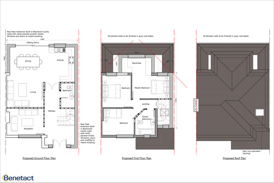 Wraparound Extension In Stanmore Projects Benetact