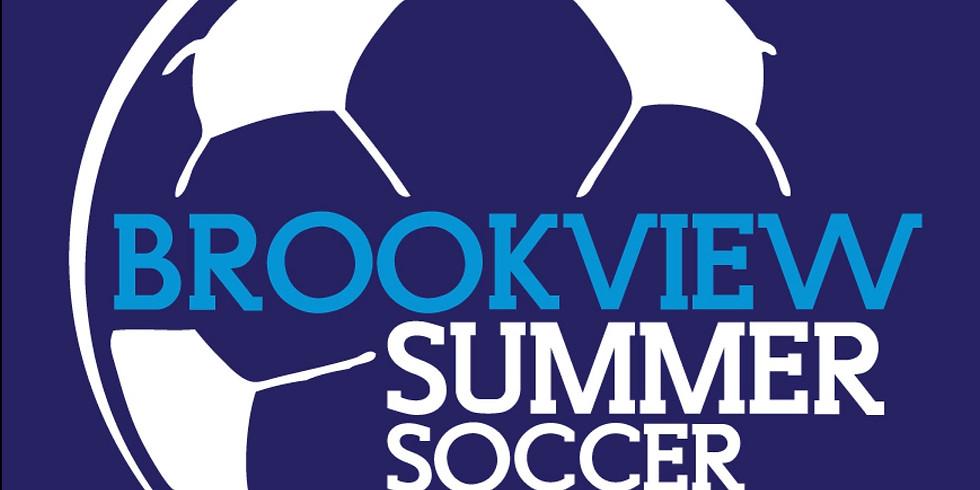 Kids' Summer Soccer Club