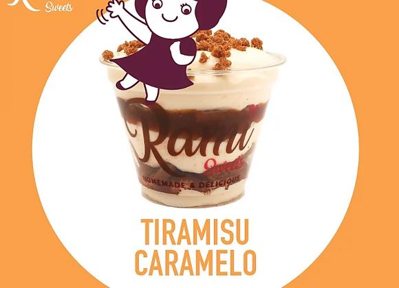 Tiramisu Caramelo