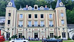 Soirée passion au Château de Perreux