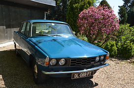 Rover 2200 à la location - Cockpit 41, Blois