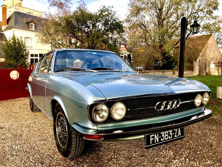 Audi 100 à la location