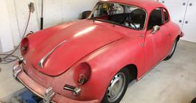 Remise à niveau d'une Porsche 356