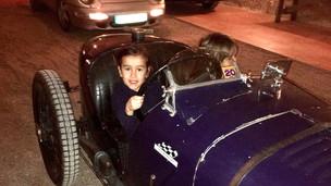 Le Rallye des Copains en Sologne fera la part belle aux enfants