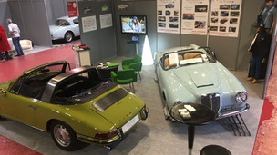 Salon Rétromobile 2020