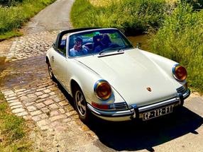 Louer Porsche 912 Targa