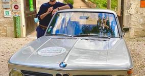 Les trentenaires aiment l'automobile ancienne