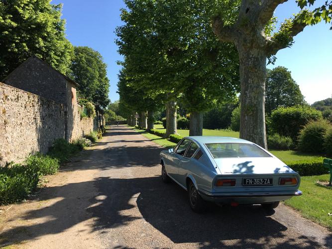 Audi 100 | Location de voitures anciennes | Cockpit Vintage Cars & Tourism