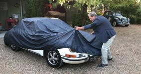 Le cadeau d'anniversaire parfait; offrez une balade en voiture ancienne
