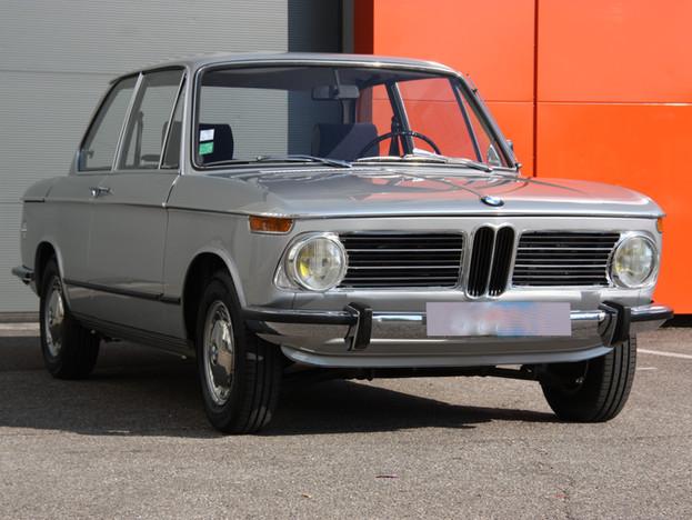 Louer une BMW 2002