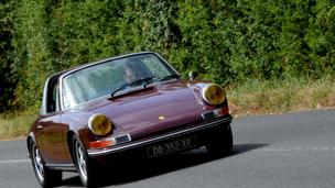 Reportage, Porsche 911 de 1971