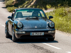Louer une Porsche 964 Carrera 4, 1990
