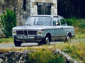 Louer BMW 2002