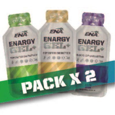 15% OFF - ENARGY GEL + CAJA x12u  (Pack x2u)