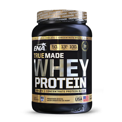 WHEY PROTEIN TRUE MADE X 2.05 LB
