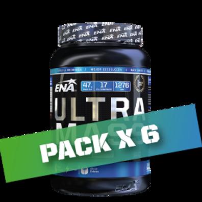 8% OFF - ULTRA MASS (Pack x 6)