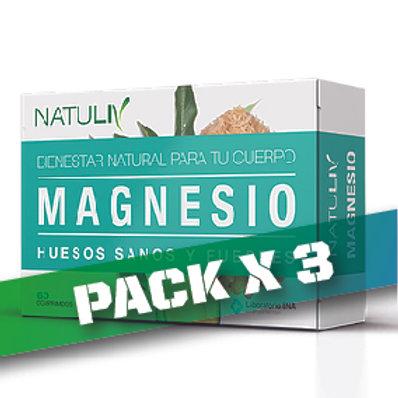 10% OFF - MAGNESIO (PACK x3)