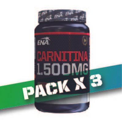 8% OFF - CARNITINA 1500MG (Pack x3u)