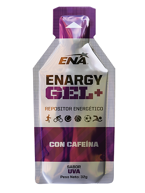 ENARGY GEL + CON CAFEINA - Caja x 12u