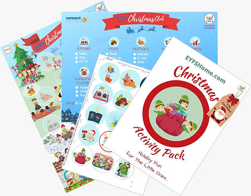 Christmas Club Activity Pack