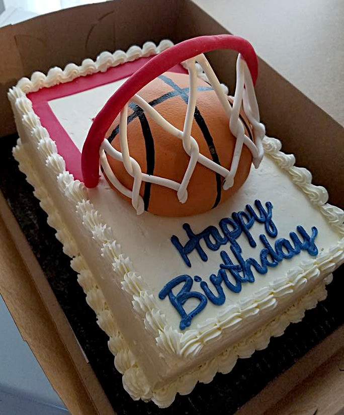 Slam Dunk Birthday
