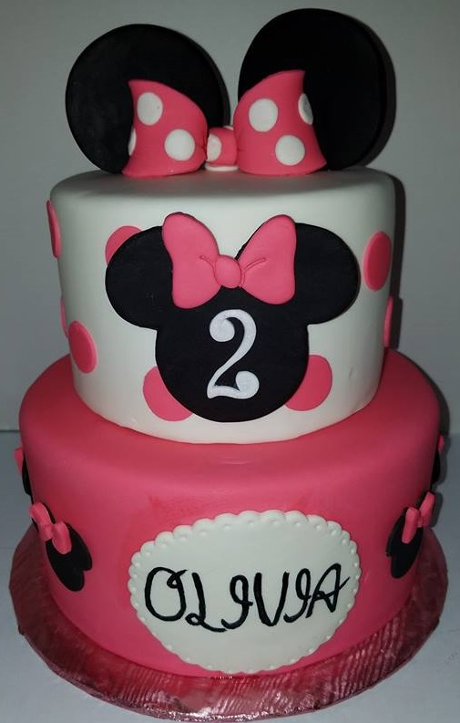 B_Minnie Mouse 1