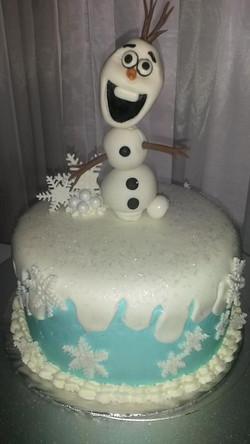 B_Frozen Olaf