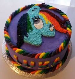 B_Rainbow Unicorn