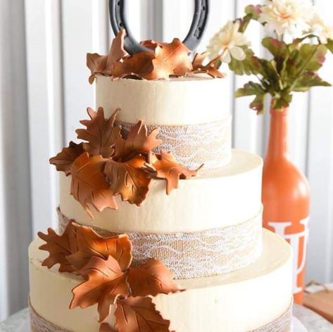 Rustic Fall Wedding