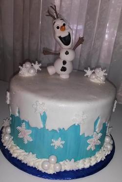 B_Frozen Olaf 2