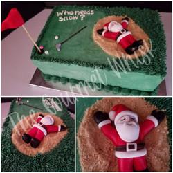 ST CHUBBY GOLF TOURNAMENT CAKE 01
