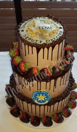 BODISCH DPS RETIREMENT CAKE
