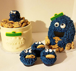 Cooookie Monster Birthday