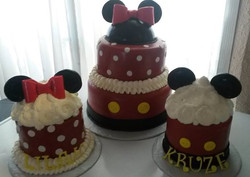 B_Mickey & Minnie Mouse