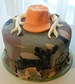 Deer Hunting Themed Birthday