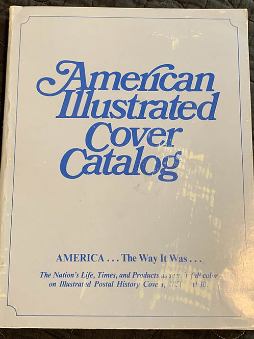 American Illustrated Cover Catalog - The Collection of John R. Biddle - 101329