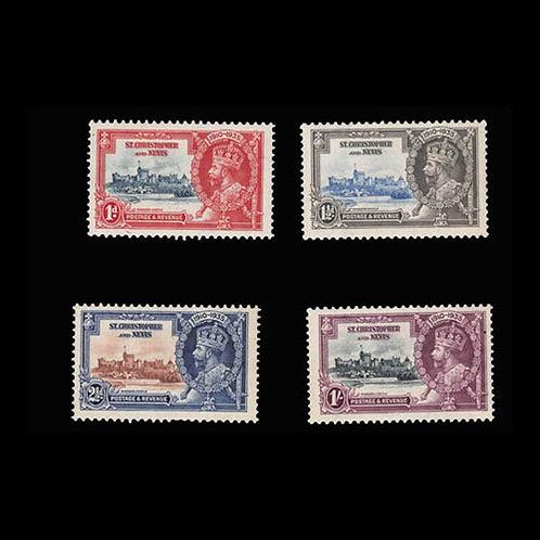 1935 King George V Silver Jubilee Set